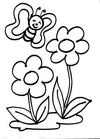 Disegno farfalla da colorare disegni animali da colorare for Disegno della fattoria americana