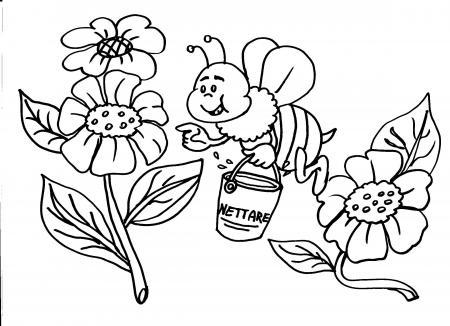 Disegni animali della fattoria da colorare disegni for Stampe di fattoria gratis